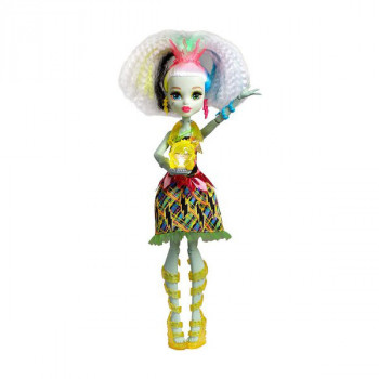 "Кукла Электро Фрэнки серия ""Под напряжением"", DVH72 Monster High Mattel"