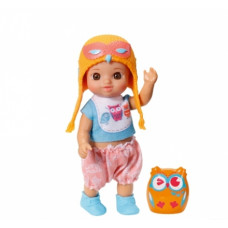 Кукла Petooz с мини-птичкой Chou Chou, 920053 Zapf