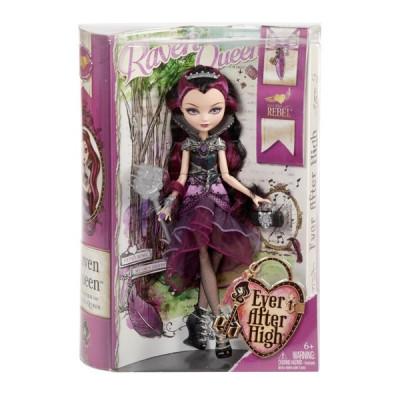 Кукла Ever After High Рэйвен Квин, CHB14 Mattel