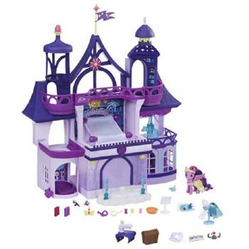 Игровой набор замок «Школа Дружбы» My Little Pony, e1930 Hasbro