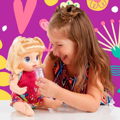 "Интерактивная кукла Baby Alive ""Танцующая малышка"", e0609 Hasbro"