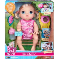 "Интерактивная кукла ""Ползающая малышка"" Baby Alive, b6048 Hasbro"