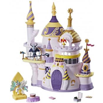 """Коллекционный Замок Кантерлот """"Праздник Дружбы"""" My Little Pony, c0686 Hasbro"""