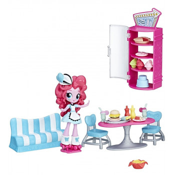 Кафе Пинки Пай с мини куклой My Little Pony, b8824 Hasbro