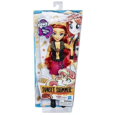 Кукла Сансет Шиммер My Little Pony Classic Style Doll, e0348 Hasbro