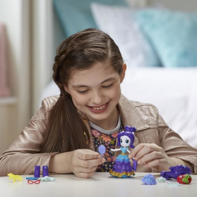 Набор с мини-куклой Рарити Switch 'n Mix Fashions My Little Pony, c1721 Hasbro