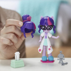 Набор с мини-куклой Твайлайт Спаркл Switch 'n Mix Fashions My Little Pony, c1721 Hasbro