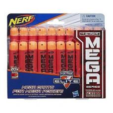 Патроны для бластеров NERF Mega - N-Strike Elite (20 шт.), b0085 Hasbro
