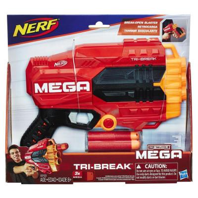 Бластер Nerf Мега Три-Брейк, E0103 Hasbro