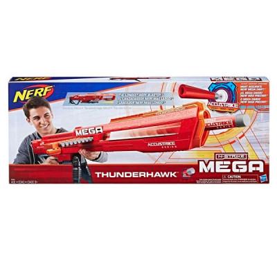 "Бластер Nerf Mega ""Фандерхок"", e0440 Hasbro"