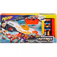 "Бластер Nerf Nitro ""Даблбрейк Инферно"", e0858 Hasbro"
