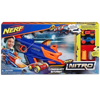 Nerf Nitro Лонгшот, c0784 Hasbro