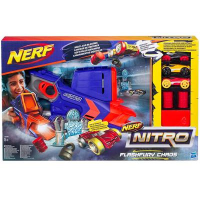 Nerf Nitro Флешфьюри, c0788 Hasbro