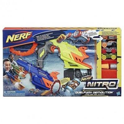 Nerf Nitro DuelFury Demolition, c0817 Hasbro