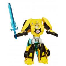 """Трансформер """"Роботы под прикрытием"""" - Бамблби Warrior Class, b0070 Hasbro"""