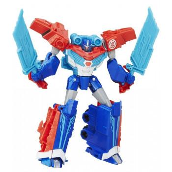 """Трансформер """"Роботы под прикрытием"""" - Оптимус Прайм Power Surge, b0070 Hasbro"""