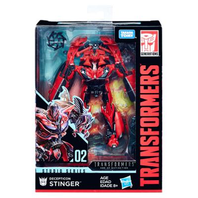 "Трансформер Стингер ""Studio Series"", e0740-e0701 Hasbro"