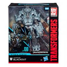 "Трансформер Блэкаут ""Studio Series"", e0980-e0703 Hasbro"