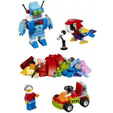Радостное будущее 10402 Lego Building Bigger Thinking