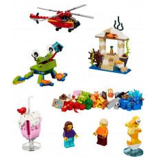 Мир веселья 10403 Lego Building Bigger Thinking