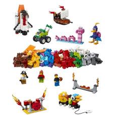 Миссия на Марс 10405 Lego Building Bigger Thinking