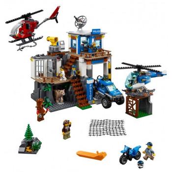 Полицейский участок в горах 60174 Lego City
