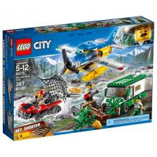Ограбление у горной речки 60175 Lego City