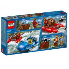 Погоня по горной реке 60176 Lego City
