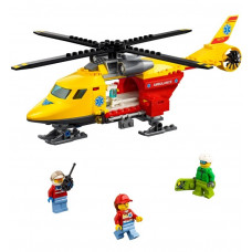 Вертолёт скорой помощи 60179 Lego City