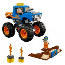 Монстр-трак 60180 Lego City