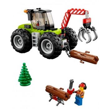 Лесной трактор 60181 Lego City