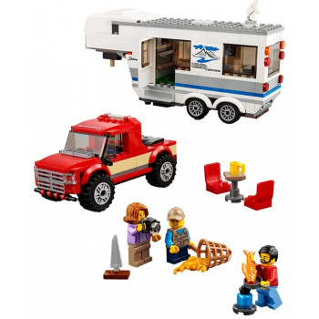 Дом на колёсах 60182 Lego City