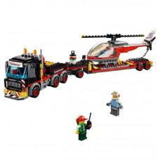 Перевозчик вертолёта 60183 Lego City