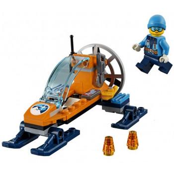 Арктическая экспедиция: Аэросани 60190 Lego City