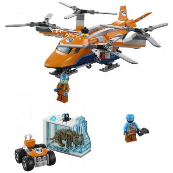 Арктическая экспедиция: Арктический вертолёт 60193 Lego City
