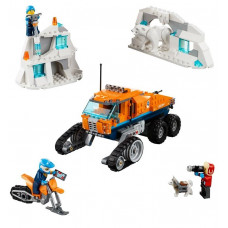 Арктическая экспедиция: Грузовик ледовой разведки 60194 Lego City