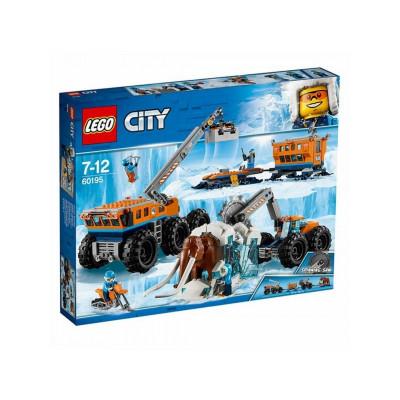 Арктическая экспедиция: Передвижная арктическая база 60195 Lego City