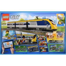 Пассажирский поезд 60197 Lego City