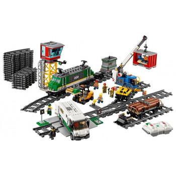 Товарный поезд 60198 Lego City