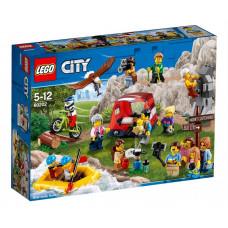 Любители активного отдыха 60202 Lego City