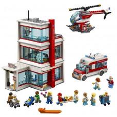 Городская больница 60204 Lego City
