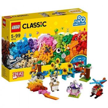 Кубики и механизмы 10712 Lego Classic