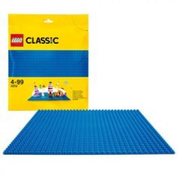 Синяя базовая пластина 10714 Lego Classic