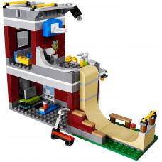 Скейт-площадка 31081 Lego Creator