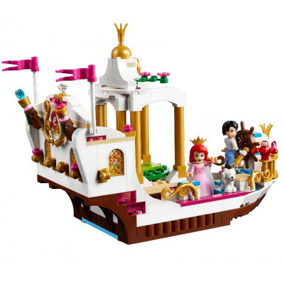 Королевский корабль Ариэль 41153 Lego Disney Princess