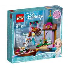 Приключения Эльзы на рынке 41155 Lego Disney Princess
