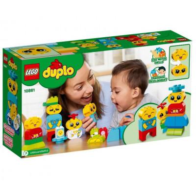 Мои первые эмоции 10861 Lego Duplo