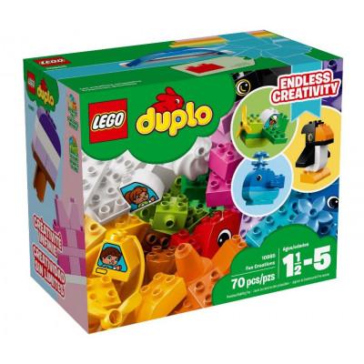 Весёлые кубики 10865 Lego Duplo