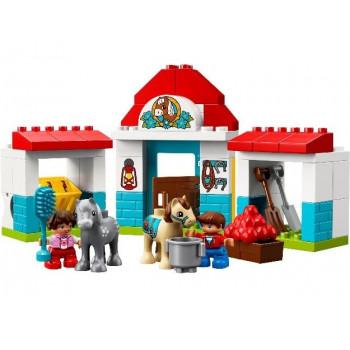 Конюшня на ферме 10868 Lego Duplo