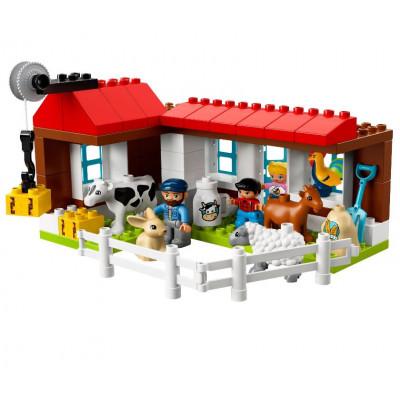 День на ферме 10869 Lego Duplo